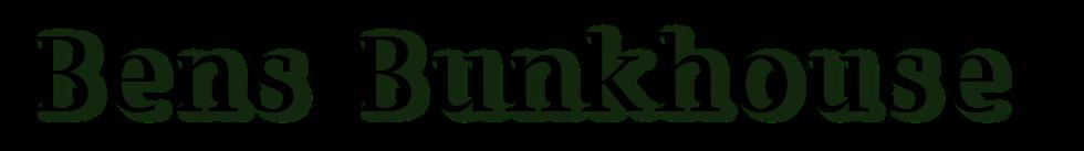 Bens Bunkhouse